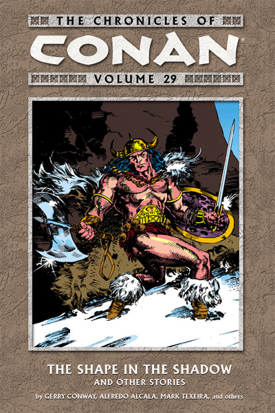 Chronicles Of Conan Vol.29: The Shape In The Shadow