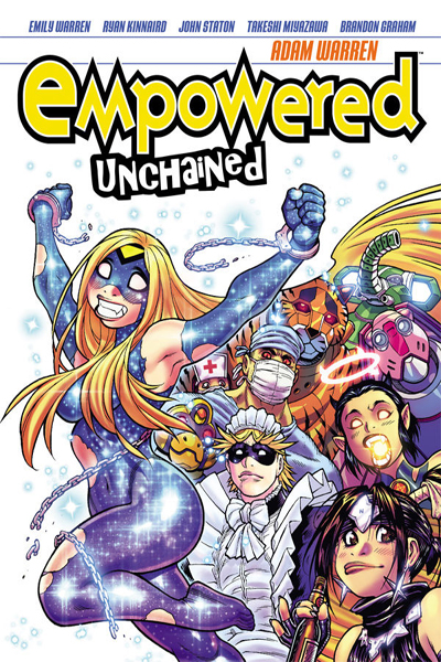 Empowered: Unchained Vol.01