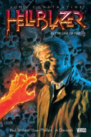 Hellblazer Vol.10: In The Line Of Fire