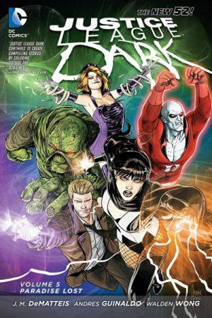 Justice League Dark Vol.05: Paradise Lost