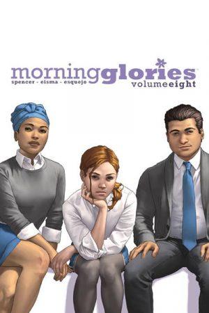 Morning Glories Vol.08