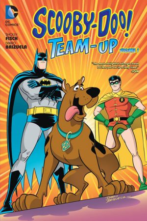 Scooby-Doo Team Up Vol.01