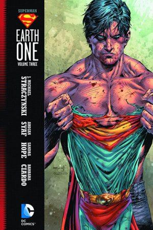 Superman: Earth One Vol.03
