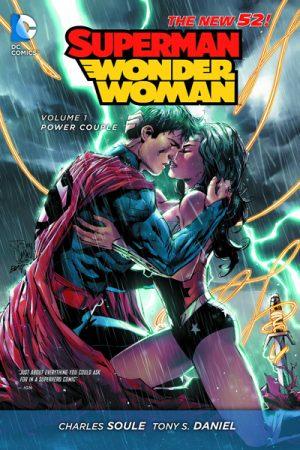 Superman / Wonder Woman Vol.01: Power Couple