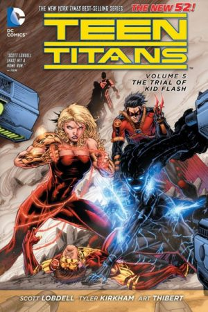 Teen Titans Vol.05: Trial Of Kid Flash
