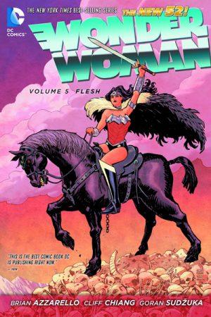 Wonder Woman Vol.05: Flesh