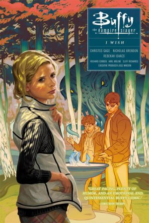Buffy The Vampire Slayer - Season 10 Vol.02: I Wish