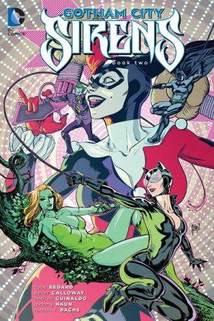 Gotham City Sirens - Book Two