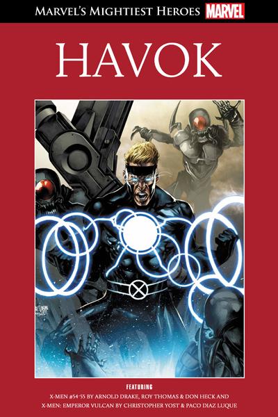 Marvel's Mightiest Vol.35: Havok
