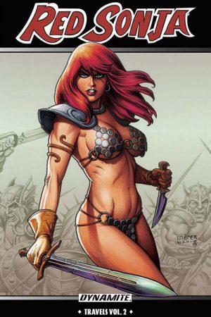 Red Sonja: Travels Vol.02