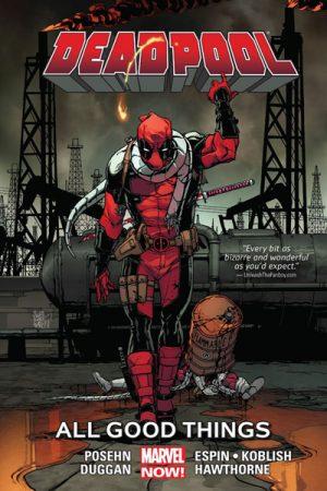 Deadpool Vol.08: All Good Things