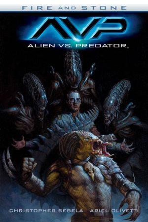Alien Vs Predator: Fire And Stone
