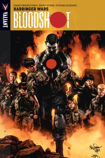 Bloodshot Vol.03: Harbinger Wars