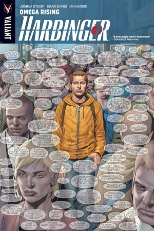 Harbinger Vol.01: Omega Rising