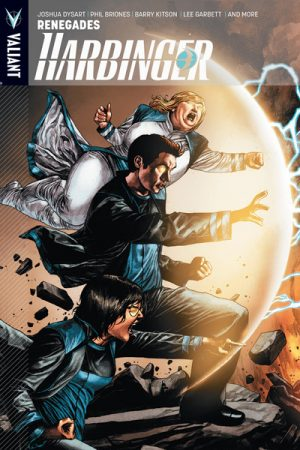 Harbinger Vol.02: Renegades