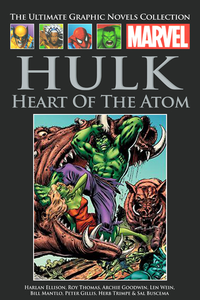 Marvel UGNC Vol.92: Hulk - Heart Of The Atom