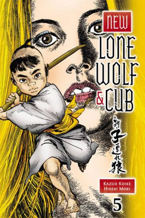 New Lone Wolf And Cub Vol.05