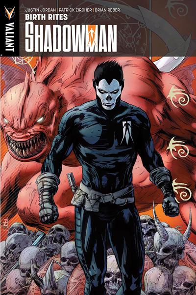 Shadowman Vol.01: Birth Rites