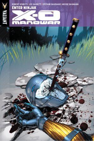 X-O Manowar Vol.02: Enter Ninjak