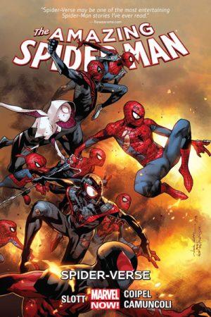 Amazing Spider-Man Vol.03: Spider-Verse