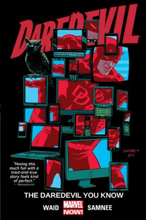 Daredevil Vol.03: The Daredevil You Know