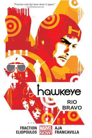 Hawkeye Vol.04: Rio Bravo
