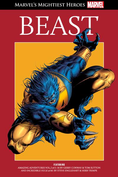 Marvel's Mightiest Vol.42: Beast