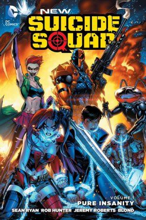 New Suicide Squad Vol.01: Pure Insanity