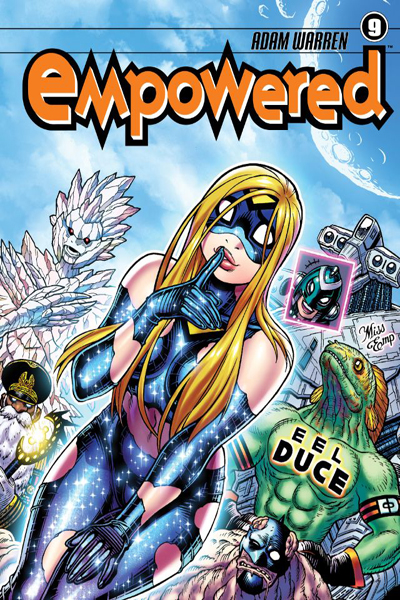 Empowered: Unchained Vol.09