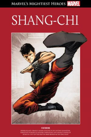 Marvel's Mightiest Vol.44: Shang-Chi