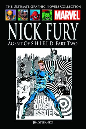 Marvel UGNC Vol.95: Nick Fury - Agent Of S.H.I.E.L.D. - Part Two