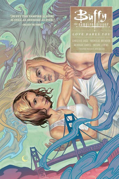 Buffy The Vampire Slayer - Season 10 Vol.03: Love Dares You