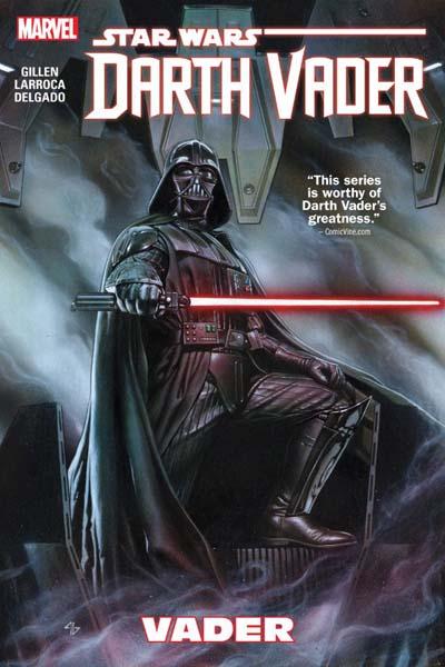 Star Wars - Darth Vader Vol.01: Vader