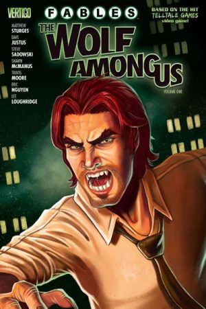 Fables: The Wolf Among Us Vol.01