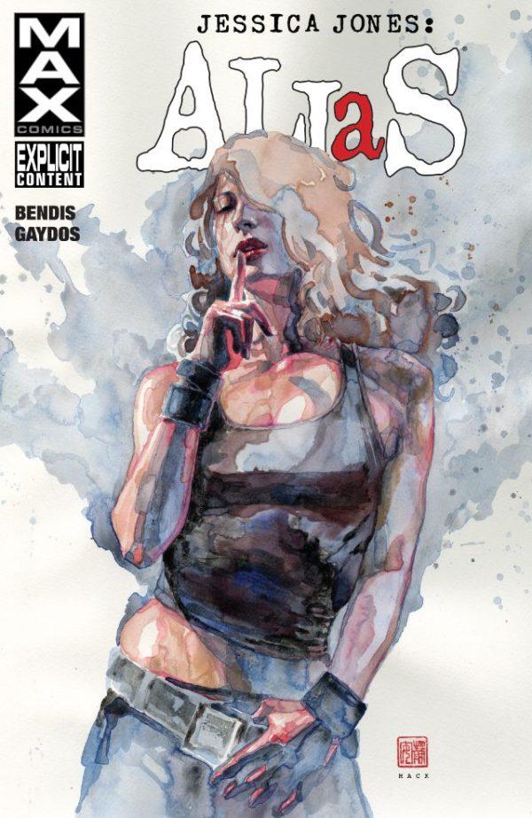Jessica Jones: Alias Vol.3