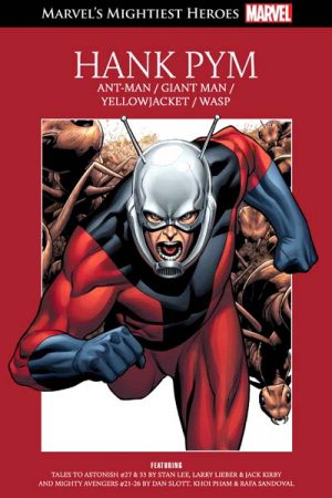 Marvel's Mightiest Vol.47: Hank Pym