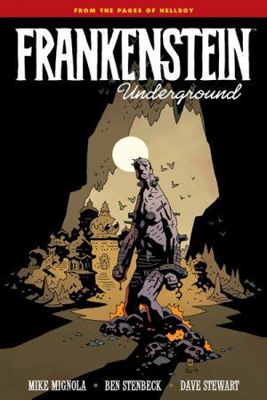 Frankenstein: Underground