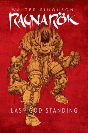 Ragnarok Vol.01: Last God Standing