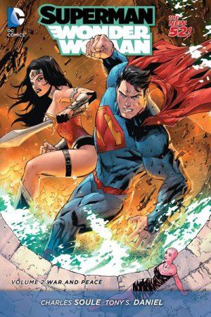 Superman / Wonder Woman Vol.02: War And Peace