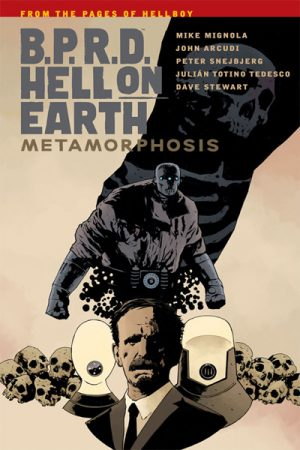 BPRD - Hell On Earth Vol.12: Metamorphosis