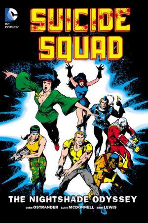 Suicide Squad Vol.02: Nightshade Odyssey