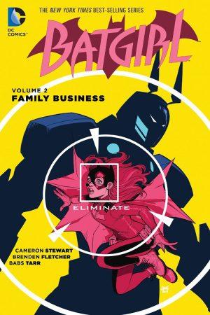 Batgirl Vol.02: Family Business