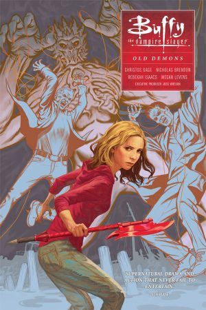 Buffy The Vampire Slayer - Season 10 Vol.4: Old Demons