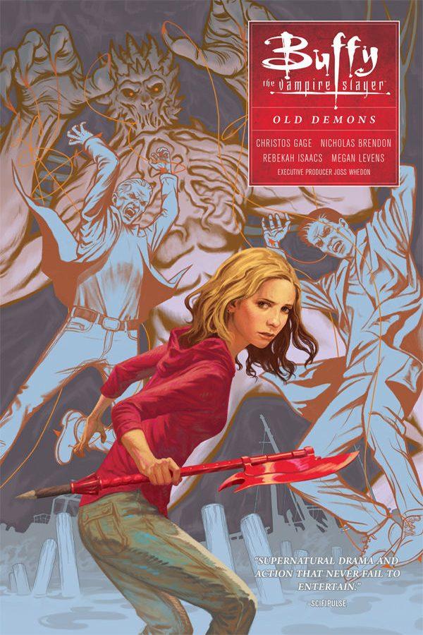 Buffy The Vampire Slayer - Season 10 Vol.4: Old Demons