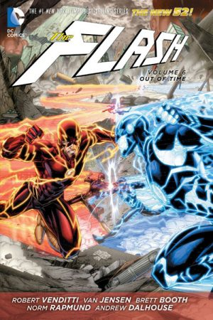 Flash Vol.06: Out Of Time