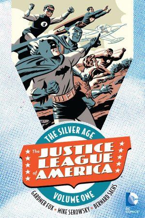 Justice League Of America: The Silver Age Vol.01