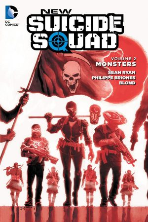 New Suicide Squad Vol.02: Monsters