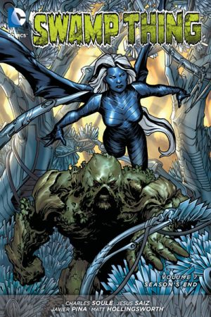 Swamp Thing Vol.07: Season's End