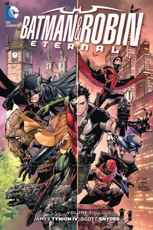 Batman And Robin: Eternal Vol.01