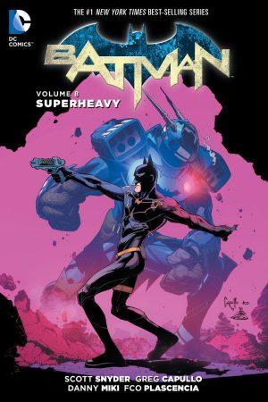 Batman Vol.08: Superheavy